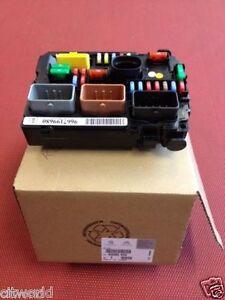 GENUINE PEUGEOT UNDER BONNET FUSE BOX TO FIT 1007&207    6500HV