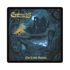 ENTRAILS Patch THE TOMB AWAITS Aufnäher ♫ Death Metal ♫