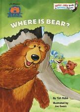 Bear in the Big Blue House: Where is Bear? (Bright & Early Books(R)) by Rabe, T