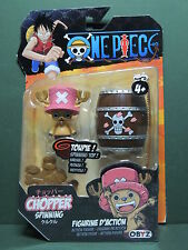 ONE PIECE figurine CHOPPER toupie Spinning Serie 2 Articulée OBYS Action figure