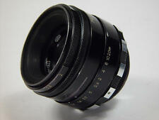 Lens Helios 44 f/2/58mm. M39 Zenit. s/n 9011923 Glamour glossy version.