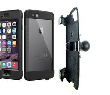 SlipGrip RAM Mount For iPhone 6 Using LifeProof nüüd Case