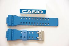 CASIO GENUINE GA-110HC-2 G-Shock Original Blue GlossyWatch Band GA-110HC