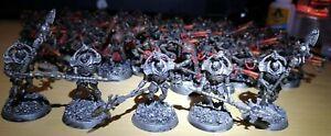 40k Necron Triarch Praetorian Squad x5 (1 of 2)