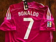 2014/15 Adidas Real Madrid #7 Cristiano Ronaldo Away Jersey M37315 Size Xlarge