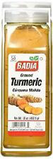 Badia Turmeric Ground, 16 Ounce
