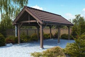 BILKA Metal Roofing Kits for Carport / Gazebo / Shed - Do It Yourself
