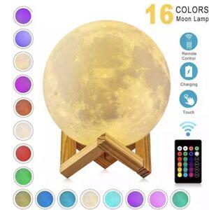 moon lamp 18cm