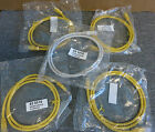 5 x Generic New 1 Meter Long Cat5e RJ45 Ethernet Patch Lead Network Cables