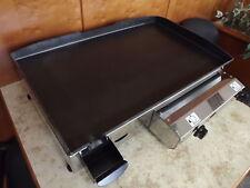 Commercial CATERING VAN - LPG Gas Griddle - Hot Plate - 65x40 cm Plancha