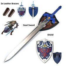 LARP Legend of Zelda Cosplay full gift set Unsharpened Link's steel master sword