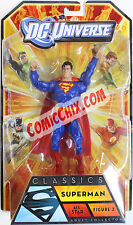 DC Universe Classics - SUPERMAN (CLASSIC) ALL-STAR Action Figure - MATTEL DCUC