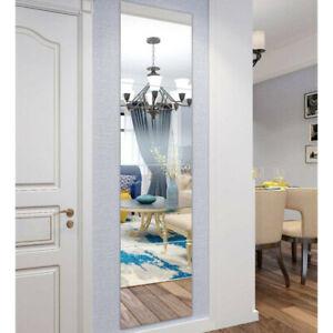 4 Selbstklebende Spiegelfolie Klebefolie Badspiegel Folie Dekorative Fliesen