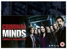 Criminal Minds Season series 1+2+3+4+5+6+7+8+9+10+11+12+13 DVD Box Set R4 NEW