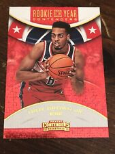 2018-19 Panini Contenders Rookie of the Year #15 Troy Brown Jr. Wizards Hobby