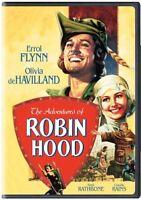 The Adventures of Robin Hood (Keepcase) (Bilin New DVD