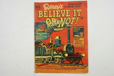 Ripley's Believe It or Not comic book #5 published 1954