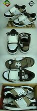 New Mens 7 DVS Jeron Wilson 3 White Brown Leather Skate Shoes $80