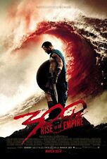 300 RISE OF AN EMPIRE MOVIE POSTER 2 Sided ORIGINAL Ver B 27x40 EVA GREEN