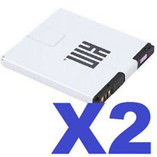 2 FOR 1 OEM SHARP MICROSOFT BTR1003 BATTERY FOR KIN 1 ONE KIN ONCE M 1M