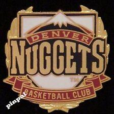 Denver Nuggets Pin ~ Basketball Club ~ NBA ~ 1994 vintage