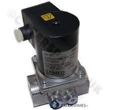 """54mm 2 """" pollici COMMERCIALE GAS Cucina solenoide valvola Interlock Sistema 220/"""