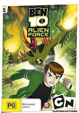 Region Code 4 (AU, NZ, Latin America...) Alien DVD Movies