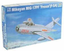 Trumpeter 02206 1:32nd scale MiG-17 PF Fresco (F-5A)