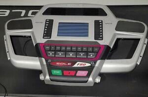 SOLE F80 Treadmill Display Console 2014