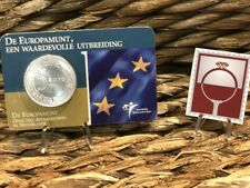 COINCARD - CC - NEDERLAND 2004 - 5 EURO HERDENKINGSMUNT - DE EUROPAMUNT
