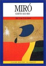 Miro (Art F/Child) (Oop) (Art for Children (Chelsea House))-ExLibrary