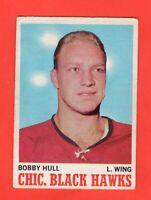 1970-71 OPC O PEE CHEE  # 15  Bobby Hull