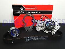 RENAULT CLIO II III IV 1.2 16v KP25577XS GATES Timing/Cam Belt Kit & Water Pump