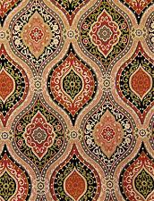 Montague Scarlet Traditional Medieval Renaissance Upholstery Mediterranean yard