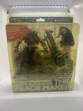 Trigun The Planet Gun Smoke Gazelle the Peace Maker Action Figure by Kaiyodo NEW