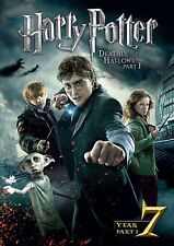 MOVIE-HARRY POTTER AND THE DEATHLY HALLOWS PART1-JAPAN DVD C75