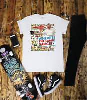 Lamb Sauce Gordon Ramsay T Shirt Meme Vine Hipster Unisex Gift Festival Funny