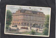 AK, Hotel Astoria, Leipzig, Sachsen, 1934