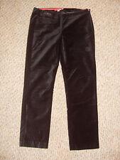 "PENNYBLACK Capri Nero/Bianco Taglia Pantaloni W26"" L23"" ZIP LATERALE elegante Wear"""