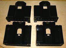 Lego Ersatzteile 4x 48490 schwarz Mauer Panel Ritter Burg Wand 8877