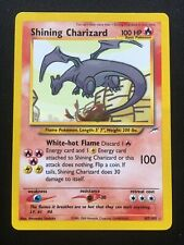 Pokemon Neo Destiny Shining Charizard 107/105 Pokemon Card NM