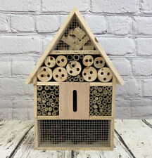 More details for factory second - wooden insect, bug & bee house