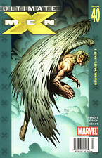 ULTIMATE X-MEN #40 COMIC NEW MUTANTS 1ST ULTIMATE ANGEL