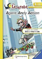 Agent Andy Action (Leserabe mit Mildenberger Silbenmetho...   Buch   Zustand gut