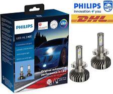 H7 Philips X-tremeUltinon LED gen2 6000K +250% Car Headlight Bulbs 11972XUWX2