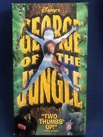 George of the Jungle VHS Disney, Brendan Fraser
