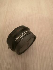 Metabones Speed Booster  Canon EF - Sony E Mount