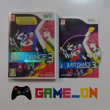 Nintendo Wii Just Dance 3 Special Edition Game Complete ~ FREE P+P