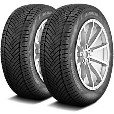 2 New Armstrong Ski Trac Hp 22550r17 98v Xl Performance Snow Winter Tires Fits 22550r17
