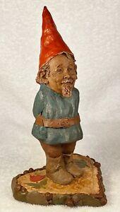 VAL~R 1984~Tom Clark Gnome~Cairn Item #1018~Ed #55~Hand Signed~w/COA & Story